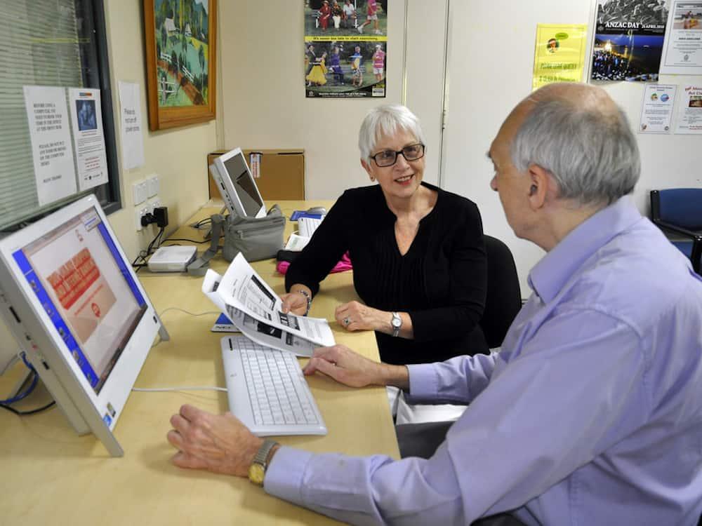 Camperdown Community House Broadband For Seniors
